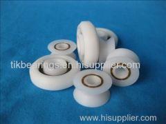 Plastic coated bearings/Pulley Bearings