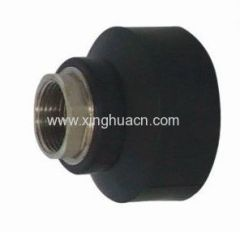 hdpe female reduced thread coupling