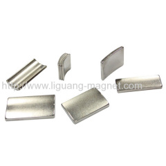 Good post processing control Sintered Ndfeb magnet