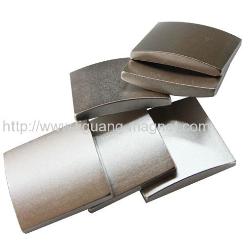 80-200'C Working Temp Sintered Ndfeb magnet