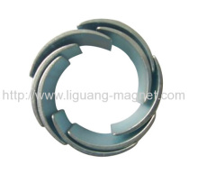 Oxygen contain for our material less than 3% Sintered Ndfeb magnet