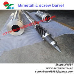 extruder injection shaft barrel