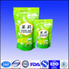 plastic bags for tea packaging with zipper
