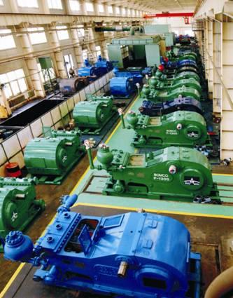 Baoji yidun oil field machinery Co.,Ltd.