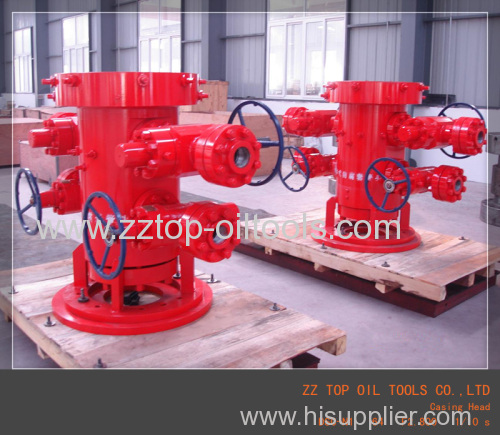 API6A Standard Casing head assembley with casing hanger