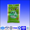 transparent vacuum bag for rice package