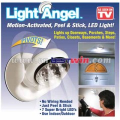 The Motion Activated LED Light Up/360 degree Led Light