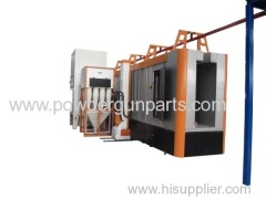 Turn-Key Powder Coating Equipment