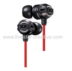 JVC HA-FX3X Xtreme Xplosives In-Ear Sound Isolating Extreme Deep Bass Port Headphones