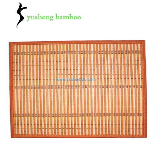 Natural Bamboo Placemat Wholesale