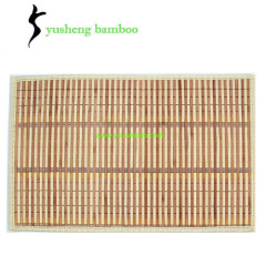 Woven Bamboo Placemats Wholesale