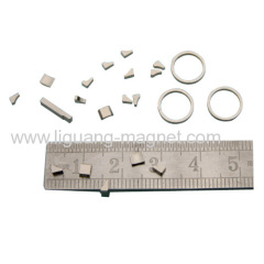 High Remanence Sintered Ndfeb Magnet