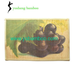 Attractive Bamboo Placemats Wholesale