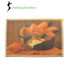 Printing Design Bamboo Placemats