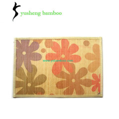 Printing Natural Bamboo Placemats