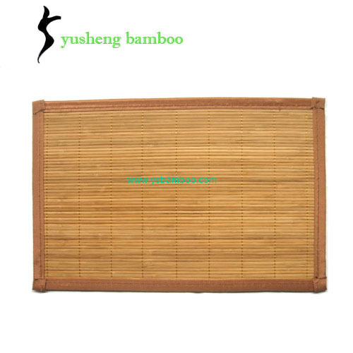 Double Solid Bamboo Placemats