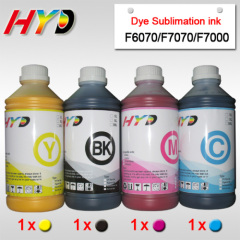 HYD dye sublimation ink for Epson SureColor F6070 F7070 F6000 F7000 -Non-OEM ink