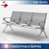 Stainless steel waiting chair for hospital, airport and station terminal