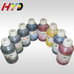 8 colors set dye sublimation ink for Epson Stylus Pro 4000/7600/9600 heat transfer ink