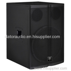 18-inch High Power Subwoofer Speaker Loudspeaker System