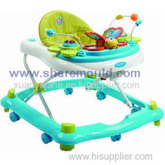 plastic injection baby walker mould