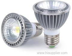 5w led spotlight aluminum e27 b22 led bulb