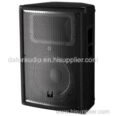 15-inch Two-way PA Stage Speaker Loudspeaker System Professional Audio