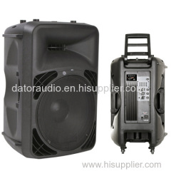 12-inch Two-way Active PA Speaker System Professional Audio