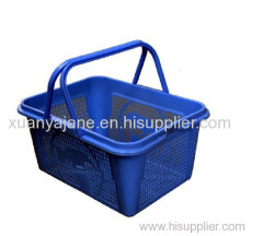 plastic shopping basket mould
