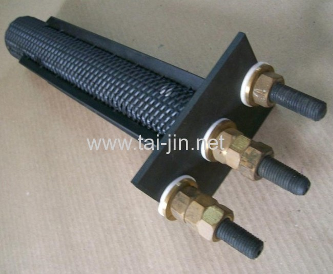 Swimming Pool Anodes : Electro chlorinator cells for swimming pool manufacturers