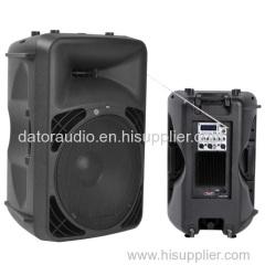 12-inch two way active speaker Sound Box