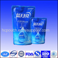 washing powder package bag