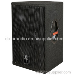 15-inch 2-way PA Stage Speaker Professional Audio