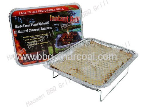 Disposable Party Grill Instant Bbq Grills