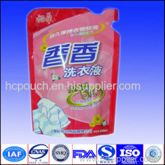 washing powder bag with wheels