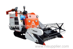 Combine Harvester for Rice Wheat Soybean and other grain Harvester