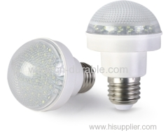 3w b22 led bulb plastic led spotlight e27 led bulb