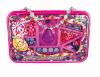 Plastic DIY fashion jewelry bead toy for kids