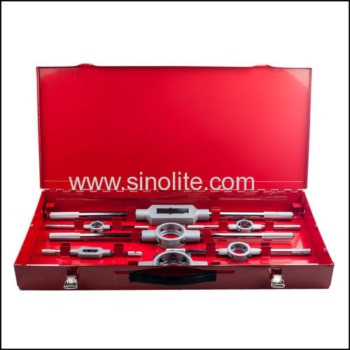 35 Pcs set of thread cutting taps and dies set