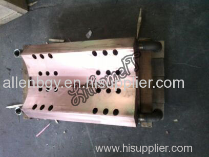 EAF Electric Arc Furnace Electrode clamp, Electrode Arm clamp, Ladle furnace contact clamp