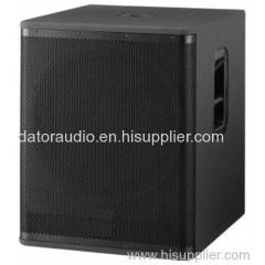 15-inch PA subwoofer stage speaker Professional Loudspeaker System