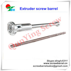 extruder single screw and barrel