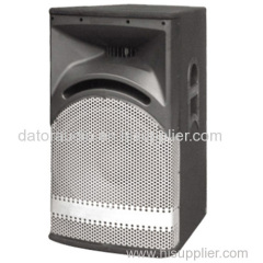 15-inch 2-way pro audio stage speaker professional audio speaker