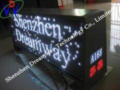 Singapore LED Car Roof Advertising Display