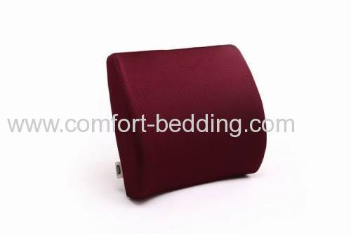 memory foam waist pad back cushion with competitive price