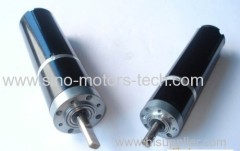 12V/24V PMDC GEARED MOTORS/Permanent Magnet with Planetary Gears