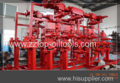 Well control kill manifold Well head equipment API 6A