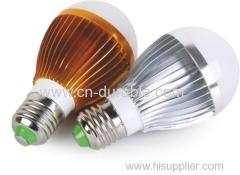 7w b22 aluminum led bulb e27 led bulb