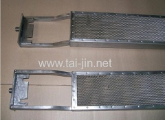 Ti-Mesh Basket for Electroplating