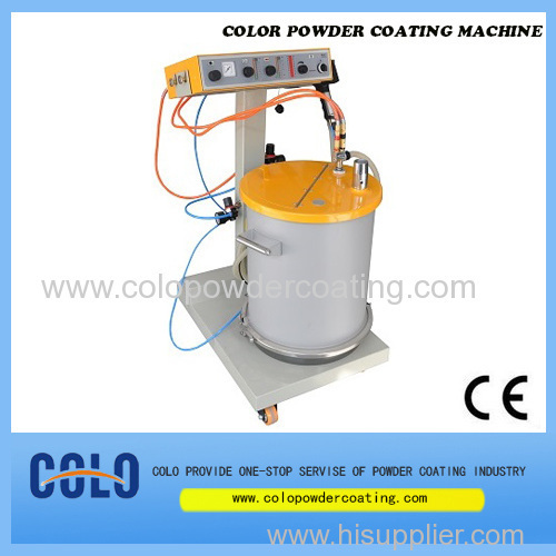 Manual Powder Spray System